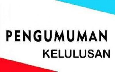 BERITA ACARAN DAN PENETAPAN KELULUSAN PESERTA DIDIK KELAS IX TAHUN PELAJARAN 2019/2020